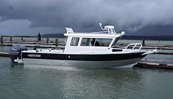 Seattle fishing charter boats for Seattle fishing charters