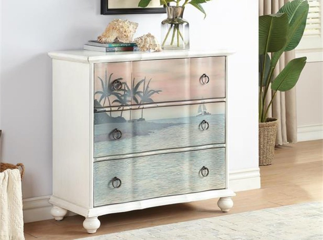 40291 3 Drawer Chest