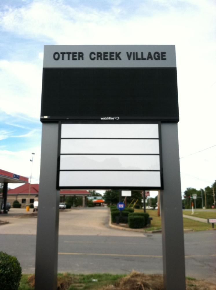 Otter Creek Village  Little Rock, AR