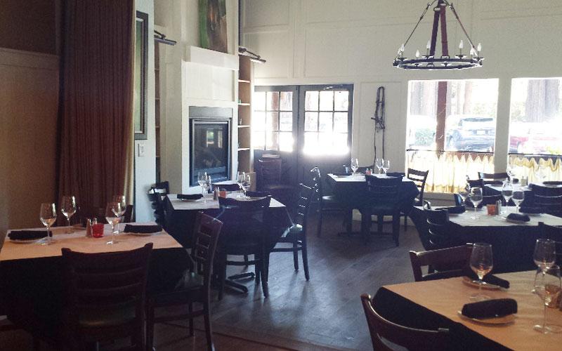 Grill Restaurant Interior