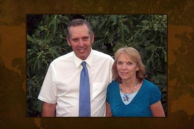 David & Florence McDonald Spain