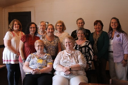 August, 2014  Board Members' Meeting in Pratville, AL
