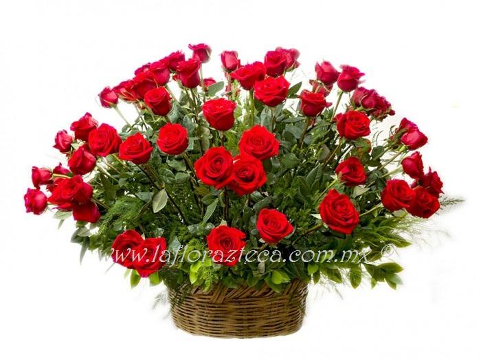 San Valentin 029 /100rosas $ 2,290.00 pesos