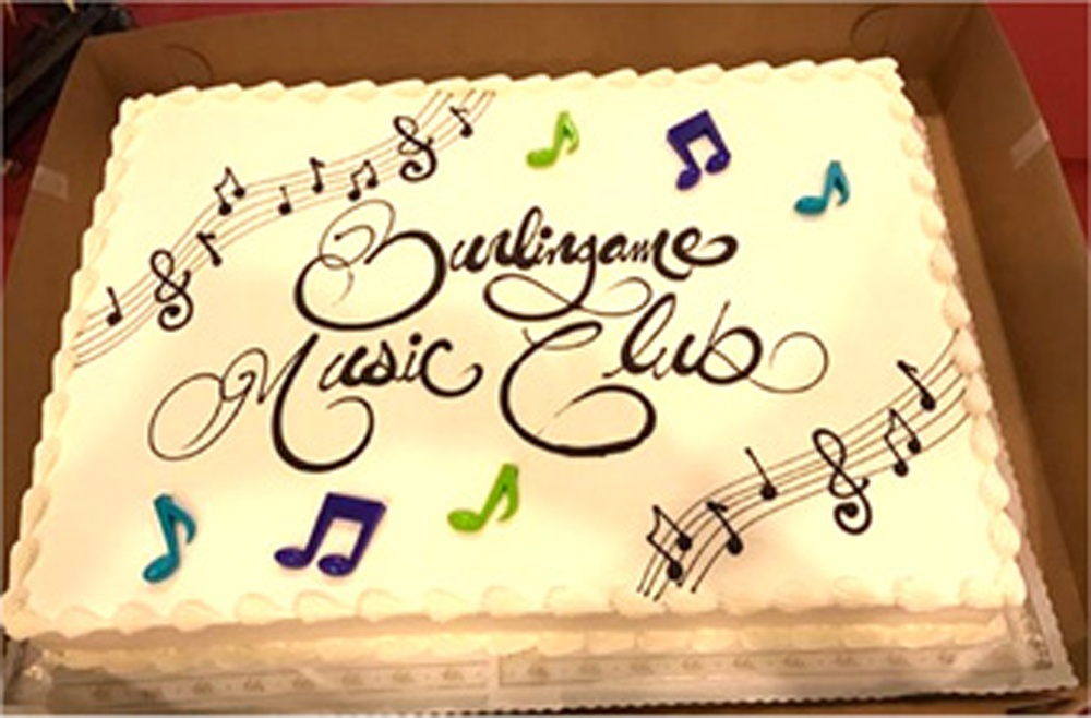 Image of Cake from October 2016 Fundraiser