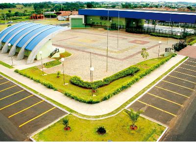 Centro de eventos e ponto turístico de Potirendaba Imagem: potirendaba.sp.gov.br