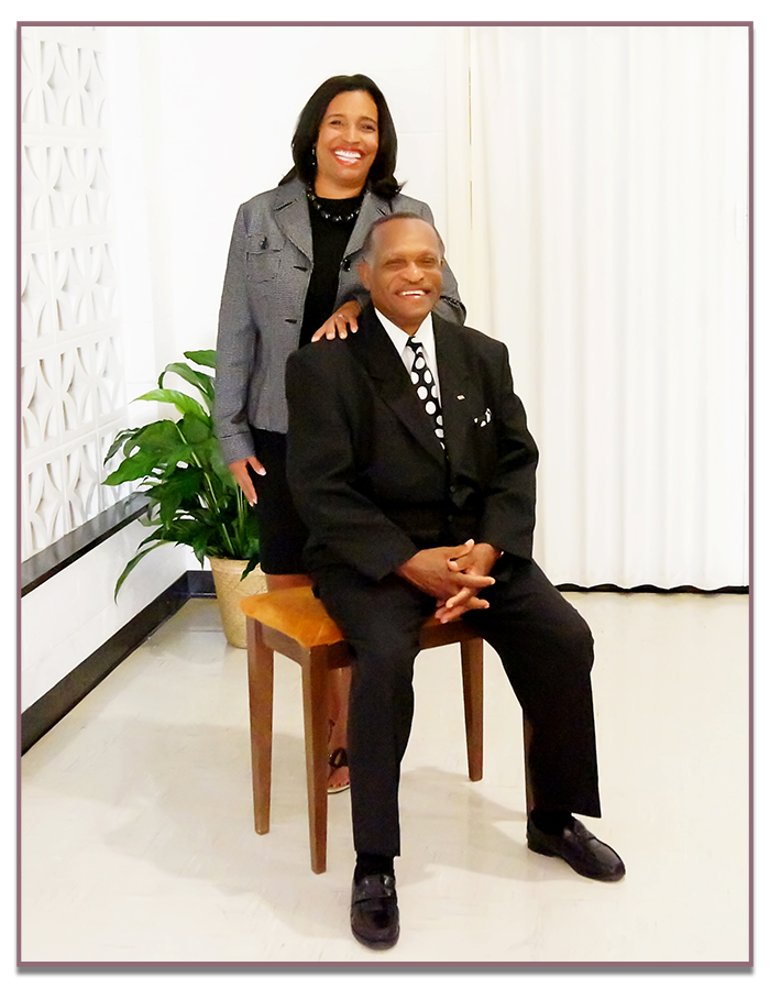 Clark S. Brown, Jr. and Carla Brown Rumph
