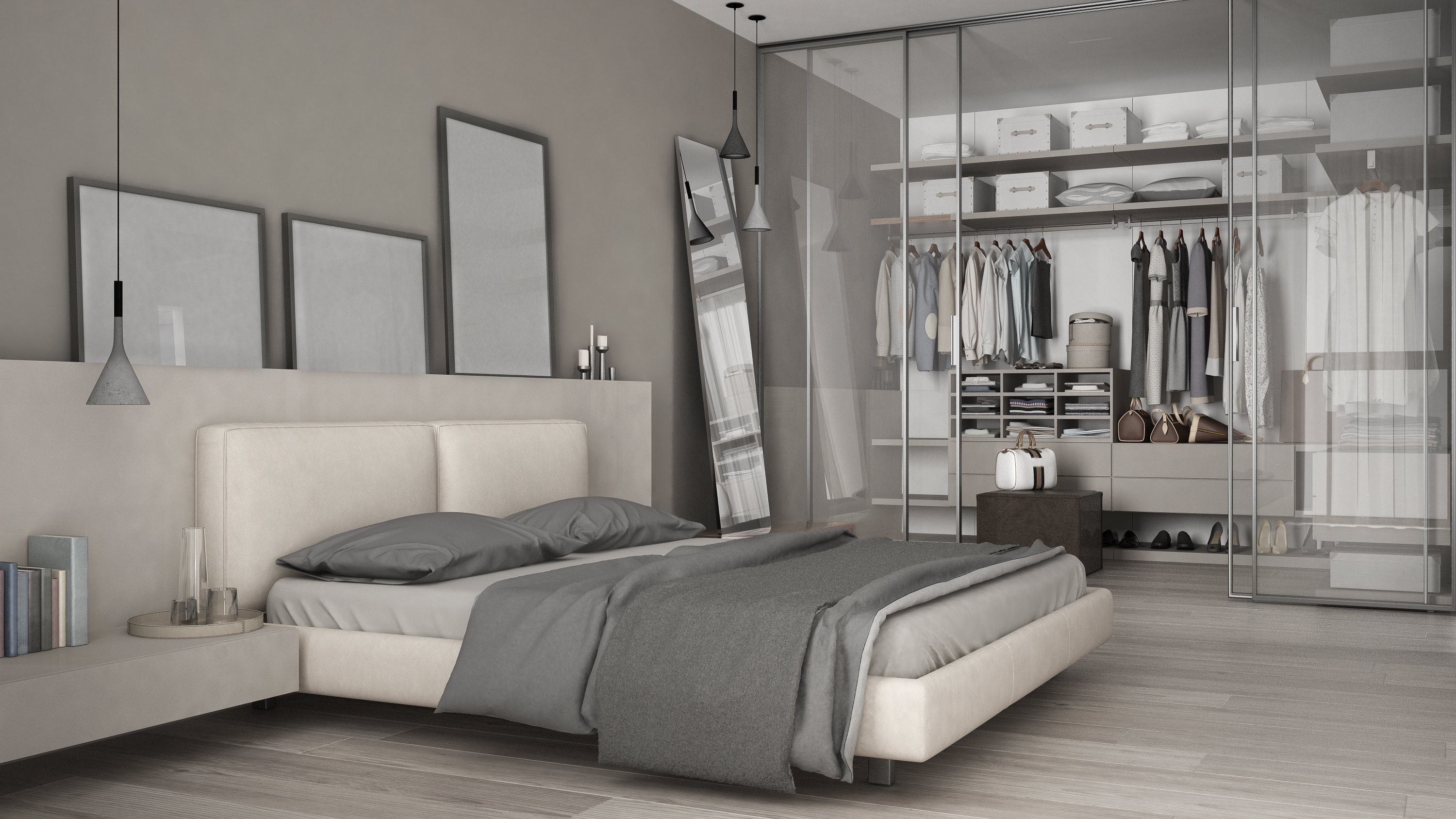 5 Tips To Design The Master Closet You Dream About