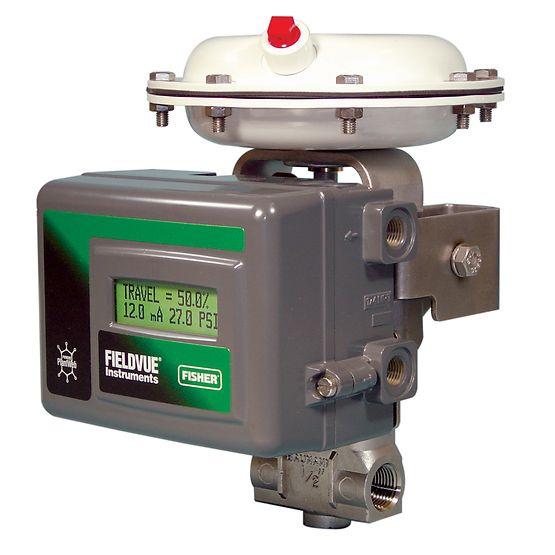 Controlador de válvula digital FIELDVUE™ DVC2000 Fisher™