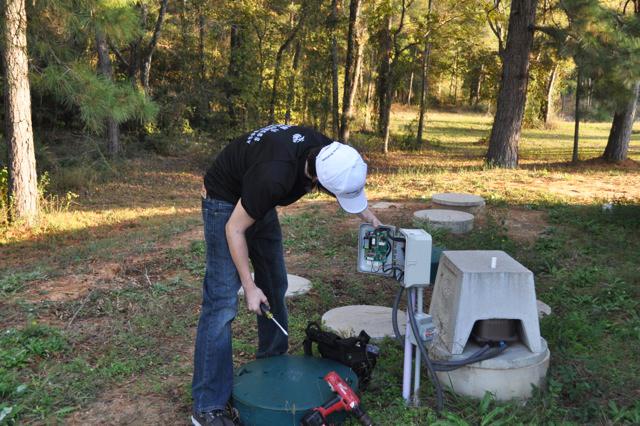 Aerobic Waste Water Service