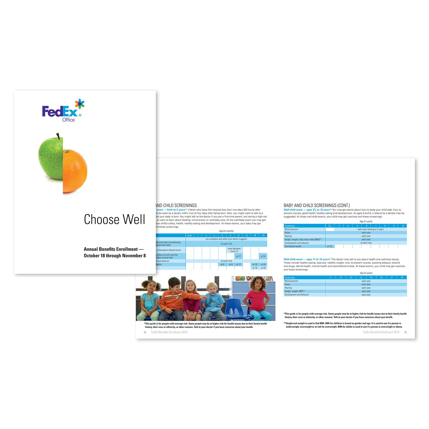 FedEx Open Enrollment Guide