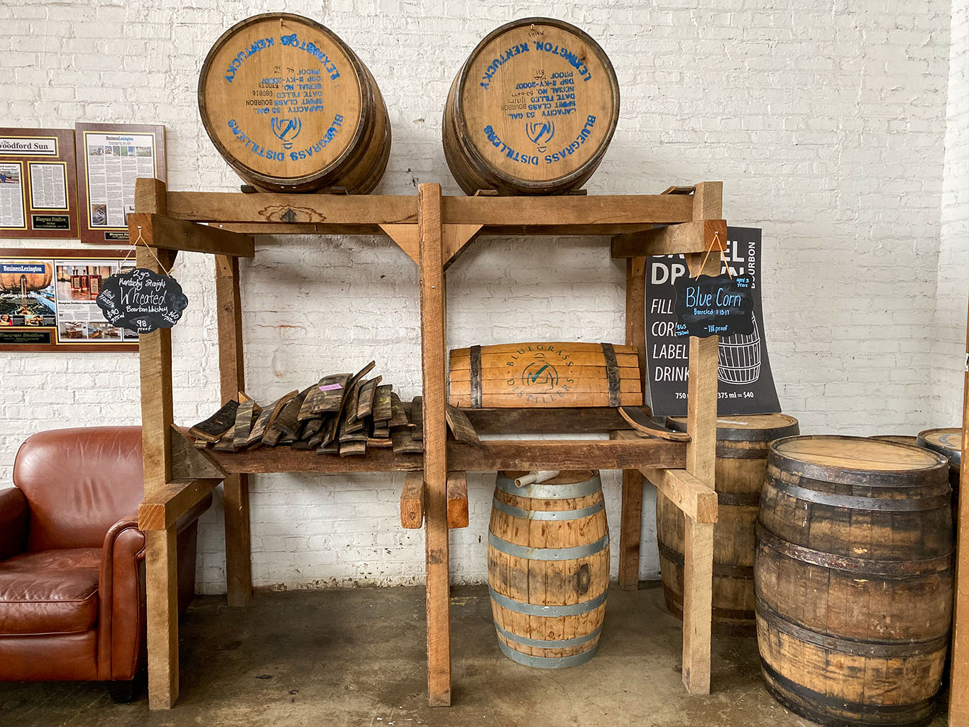 Fill Your Own Bottle -Bluegrass Distillers