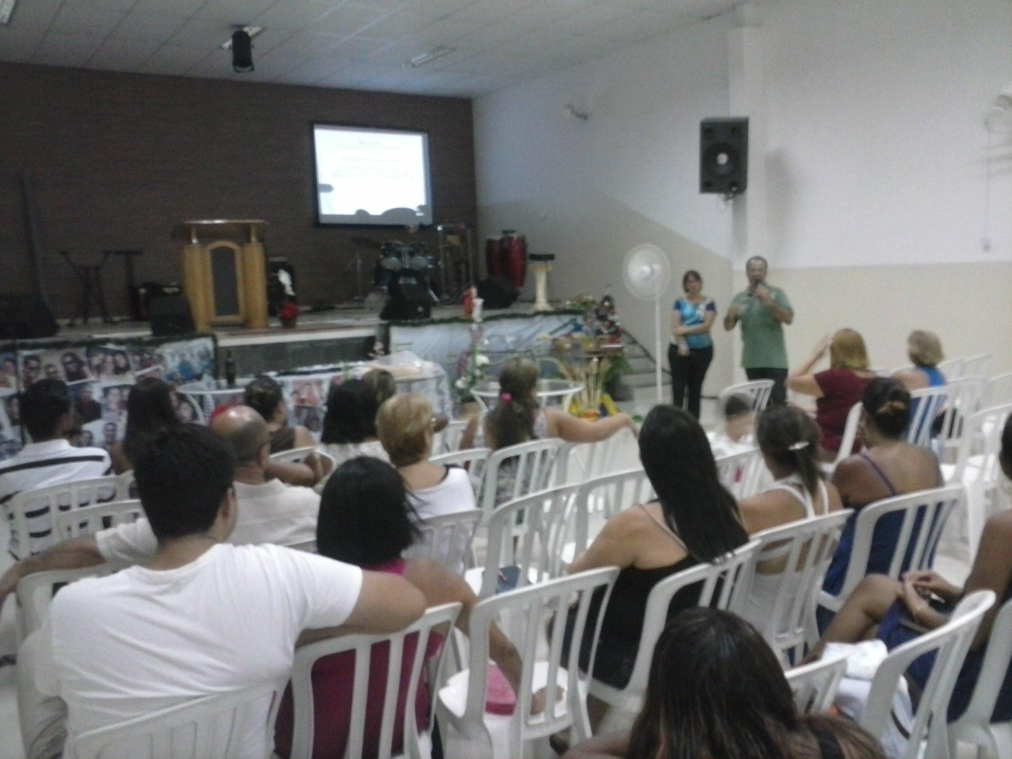 Igreja Batista do Mendanha/RJ - Encontro de Casais