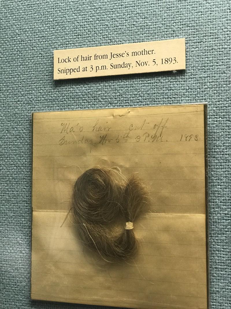 Jesse James Hair