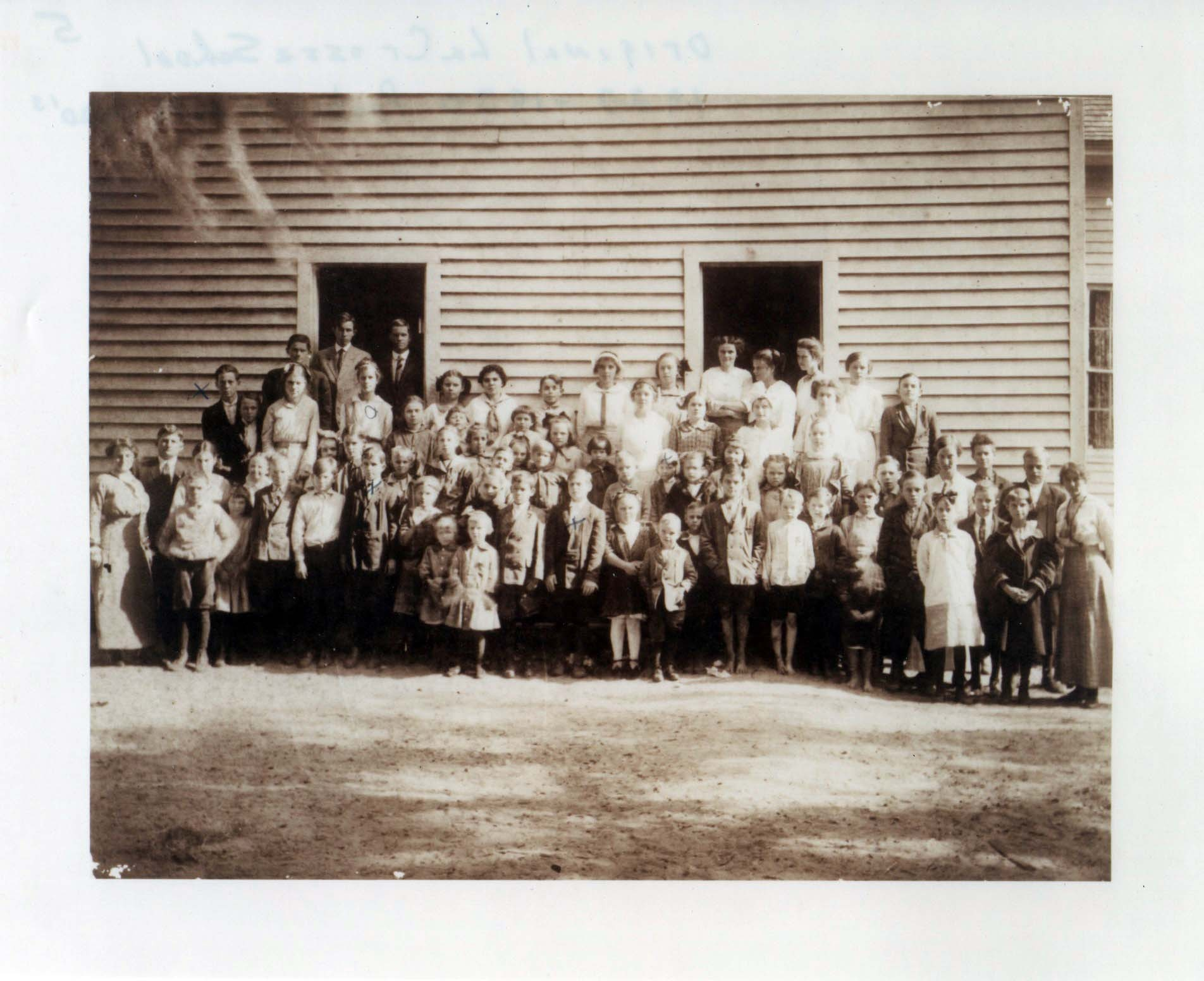 LaCrosse School 1 of 2 1920's