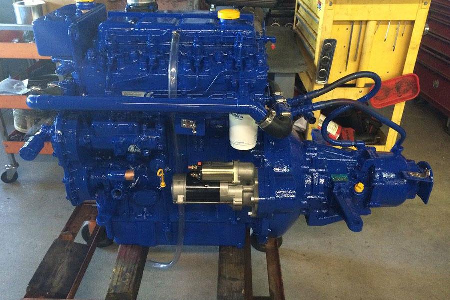 Perkins Engine 4
