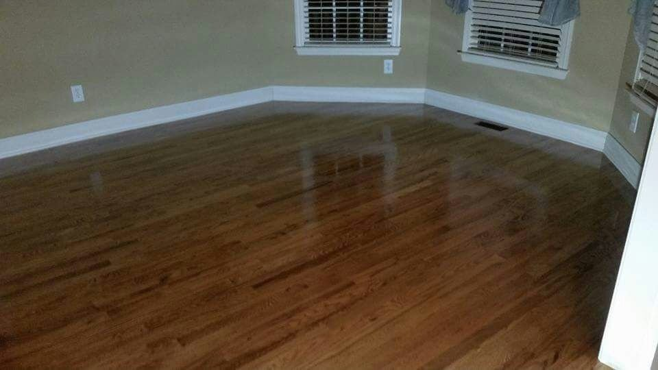 Well-Polished Floors