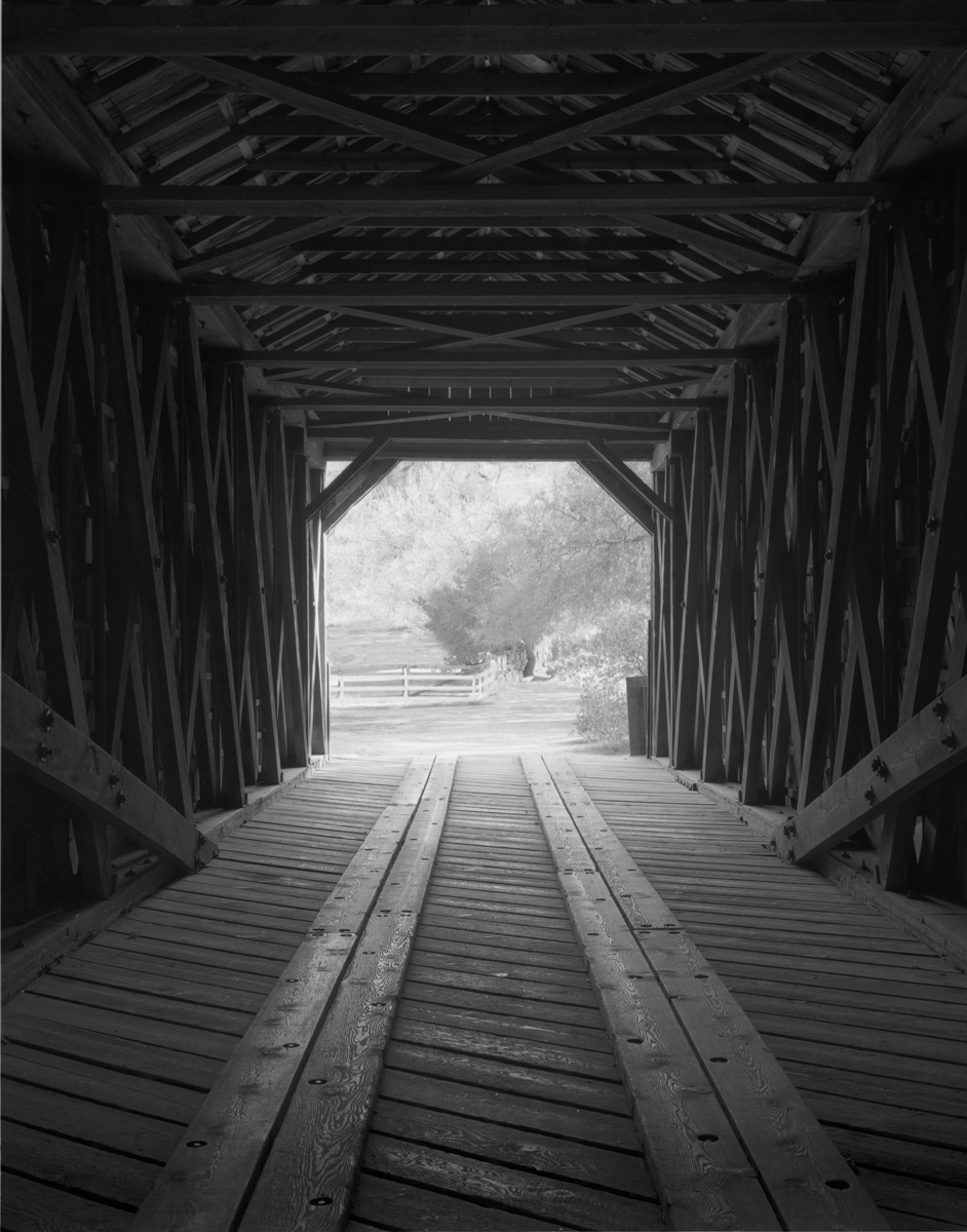Bridgeport Wooden Bridge