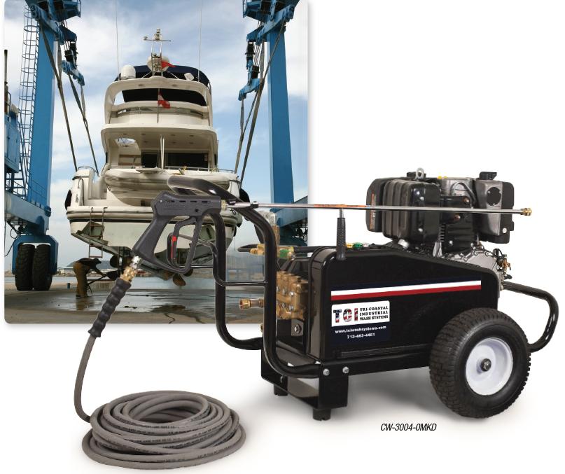 CW Premium Series Diesel Belt Drive COLD WATER PRESSURE WASHERS