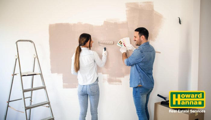 Do You Have to Paint Before Selling a House?