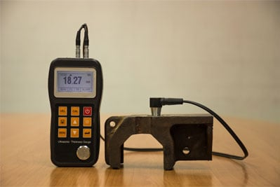Ultrasonic Thickness Test