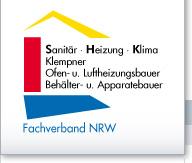 Sanitär · Heizung · Klima - Klempner - Ofen u. Luftheizungsbauer - Behälter u. Apparatebauer - Fachverband NRW