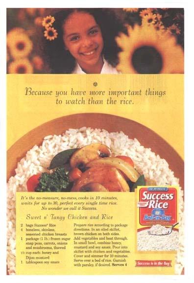 Success Rice 1