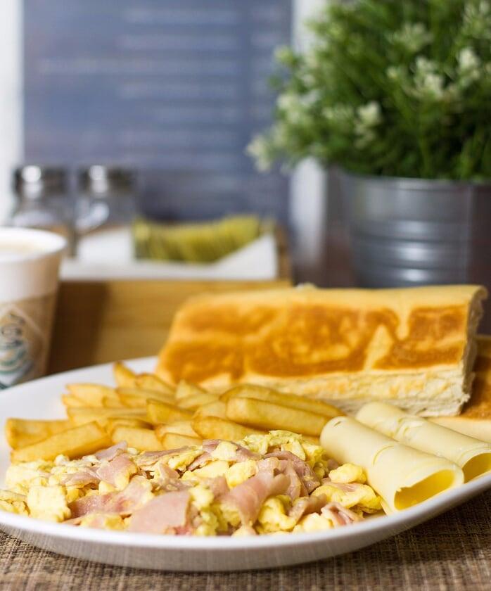 Tasty Breakfast Meal