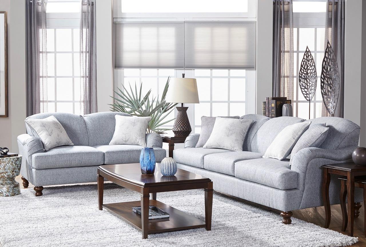 12500KEOC Sofa  and Love Seat Set