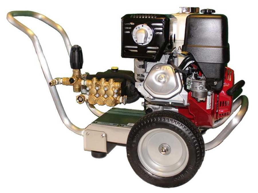 CP Series:Cold Water Pressure Washer, Portable, Gas Powered