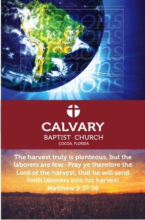 This Week's Worship Bulletin