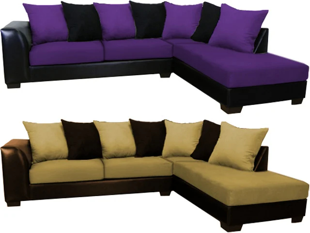 212 2pc Scatterback Sectional