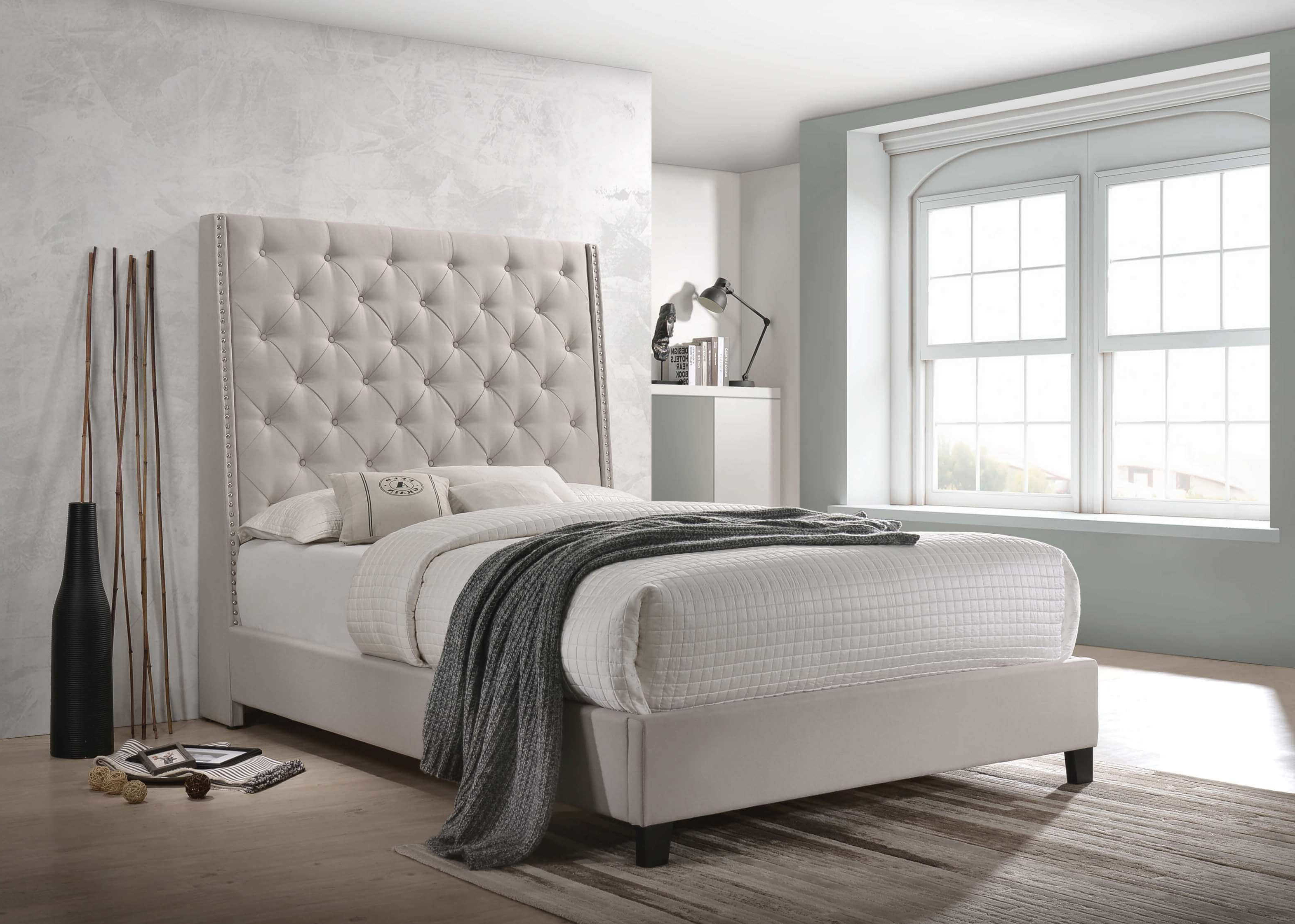 5265 Chantilly Khaki Bed