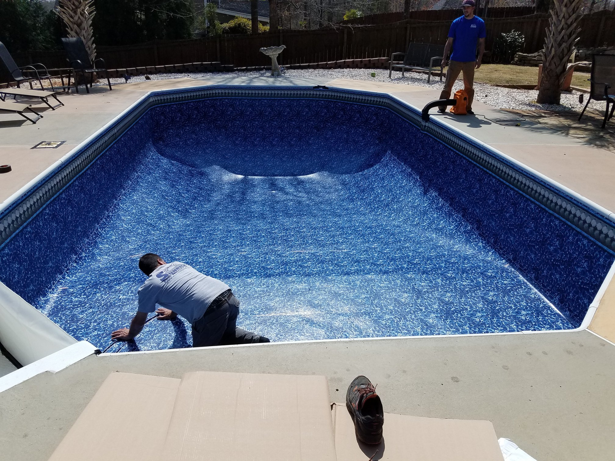 Swimming Pool Construction 7