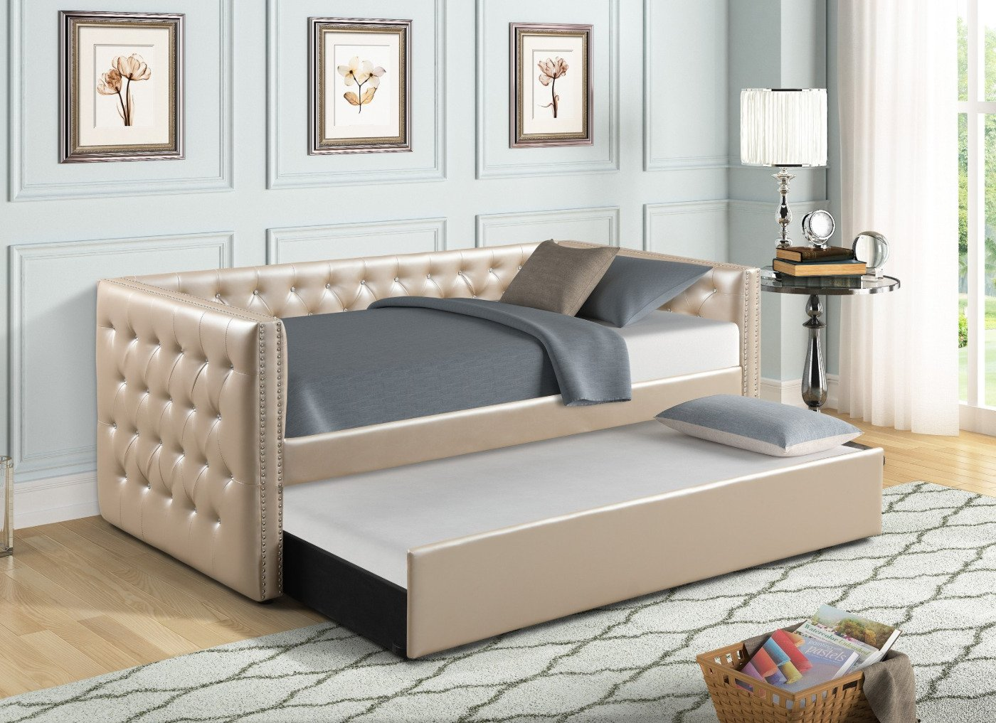 Trina Pearl Daybed 5335PRL