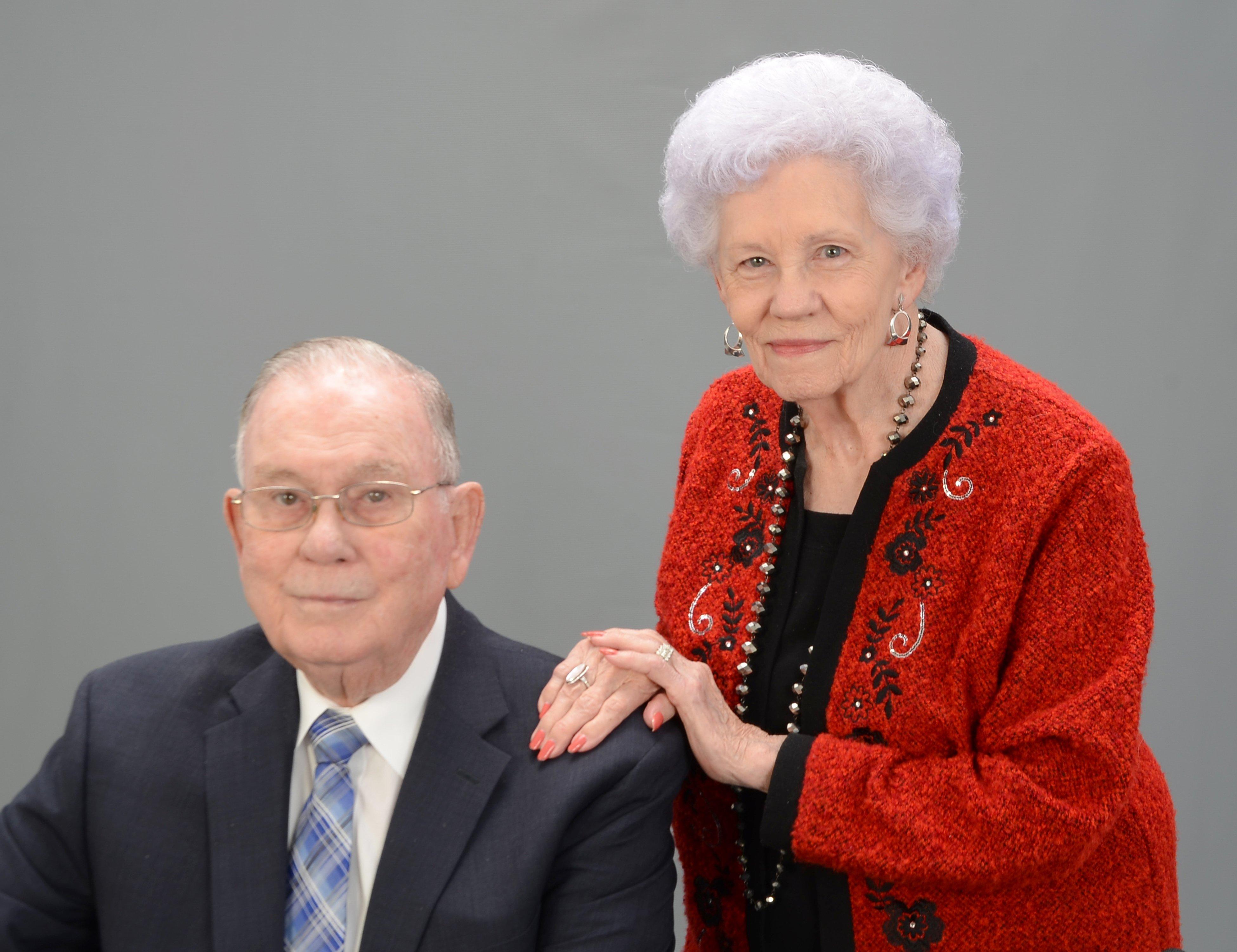 Bill and Doris Simmons