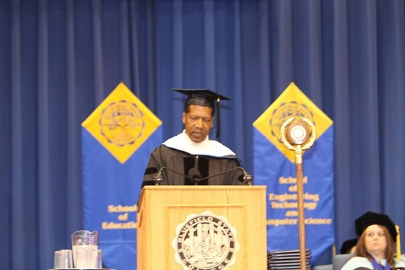 Commencement Exercise Speaker