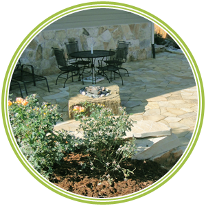 Patio Landscaping Service