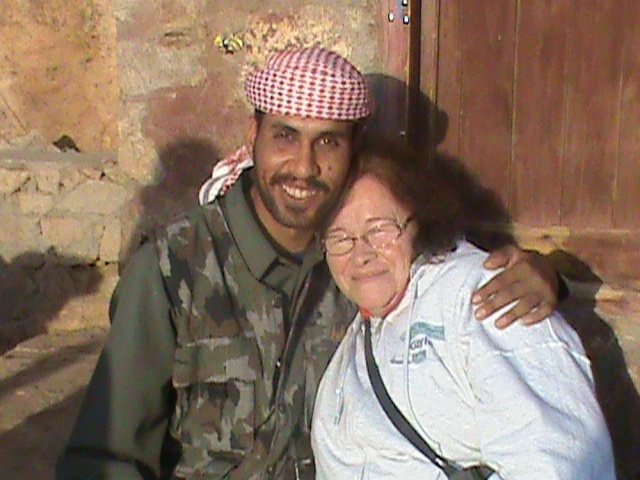 MY FAVORITE BEDUIN FRIEND THAT GUIDES US ON OUR TRIPS TO MOUNT SINAI.