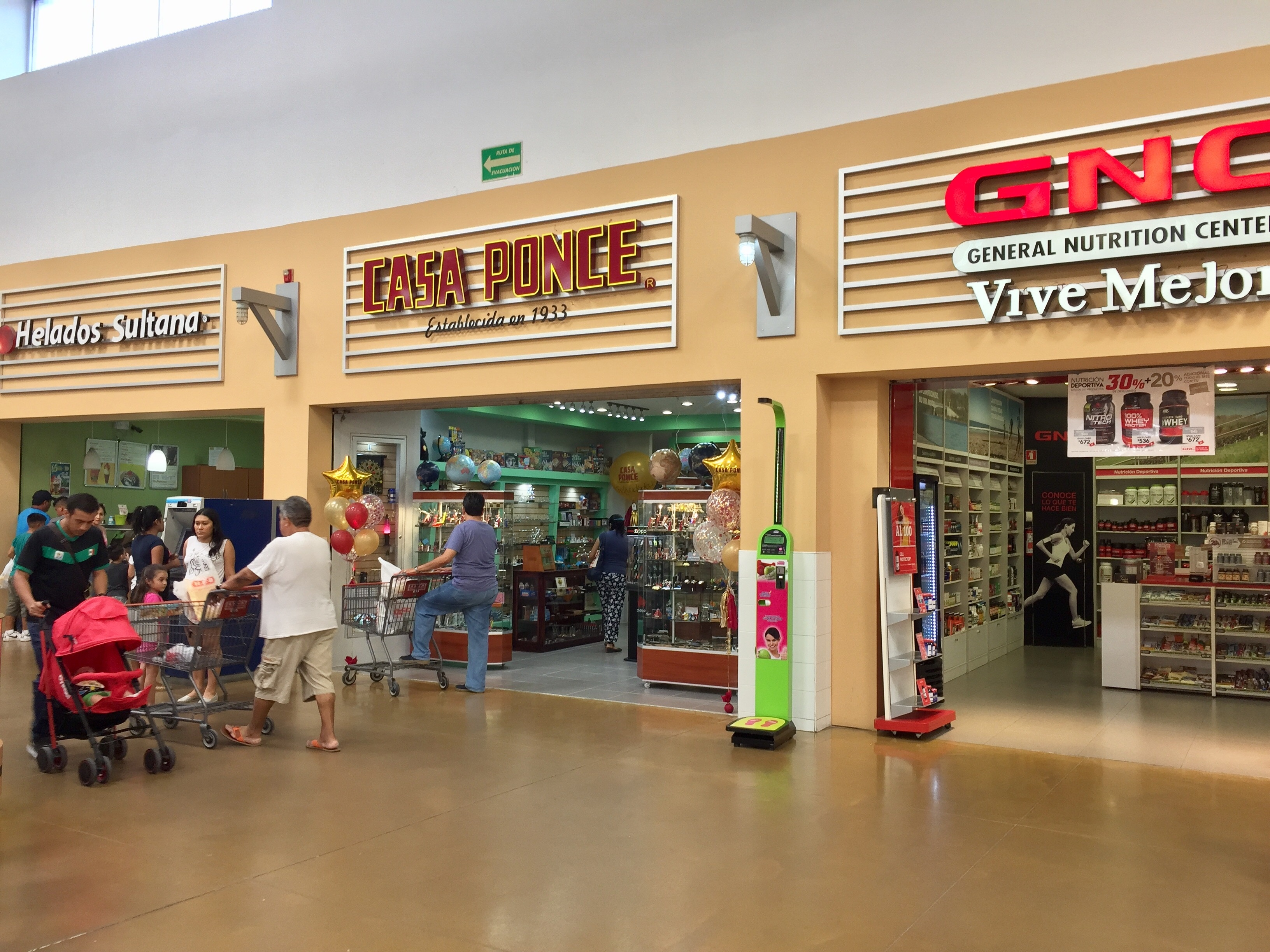 CASA PONCE ® Plaza Real Tampico