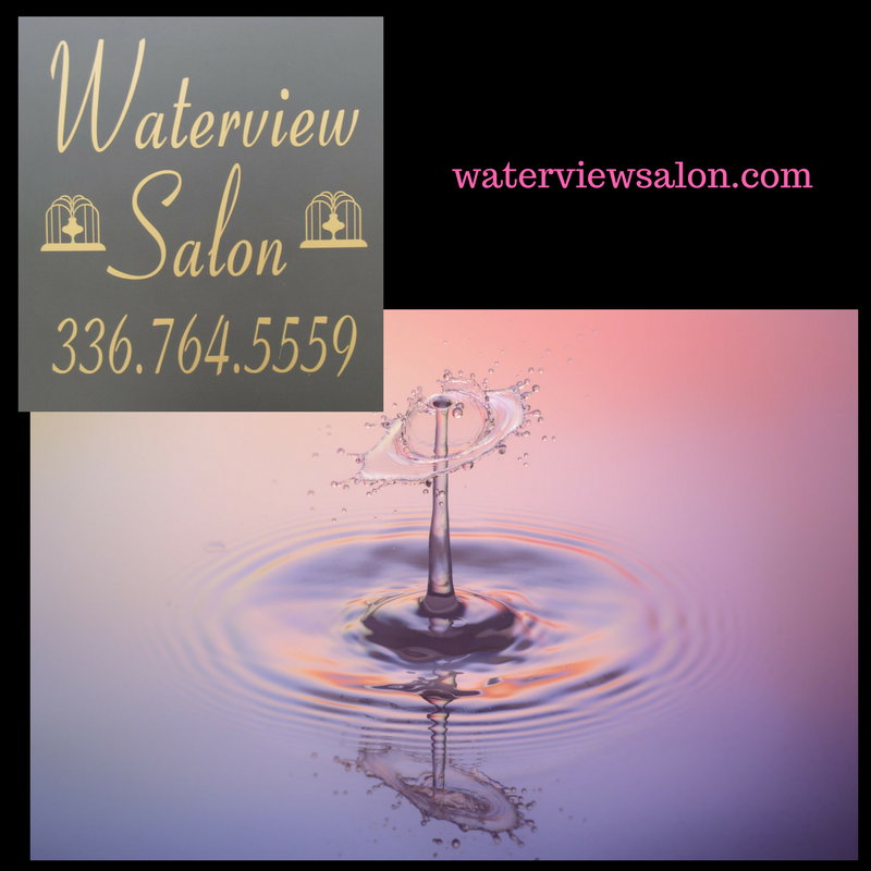 Waterview Salon graphic