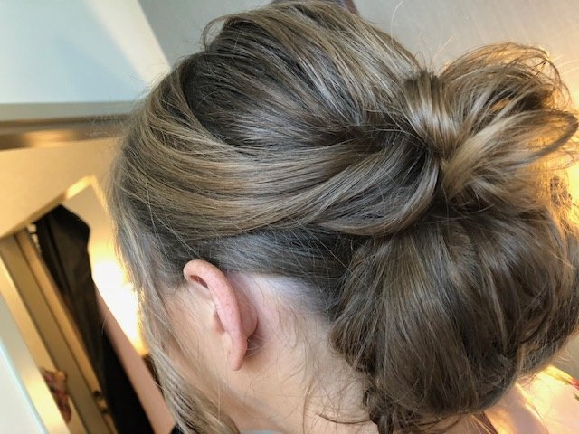 Updo Hairstyle 4