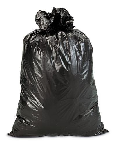 Bolsa Negra 60x90cms Estándar $710.50 Neto (Bulto C/25 Kgs)