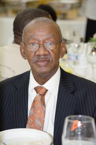 Minister Abraham Giles