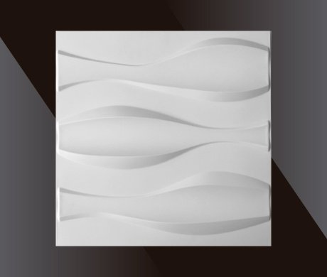 Panel Decorativo 3D PVC