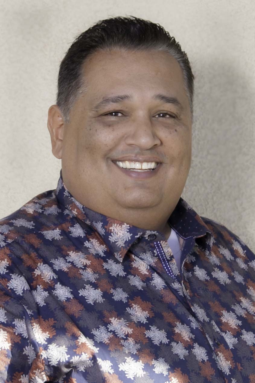 Pastor Eddie Caraveo
