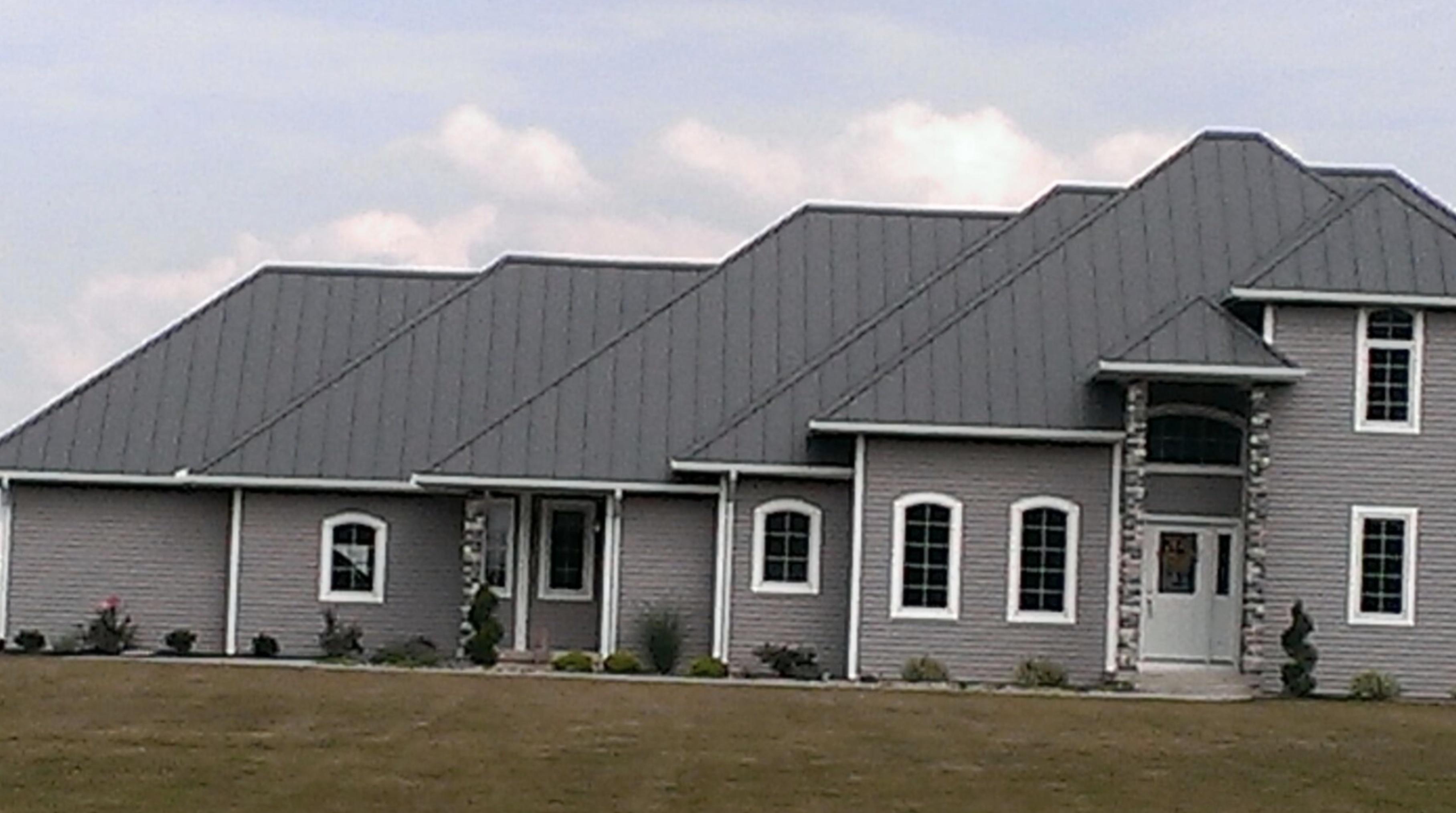 Oakwood Ohio Metal Roof TBT 5 years ago