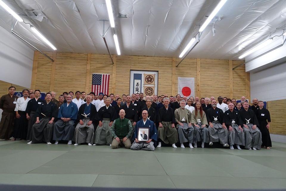Taikai Group Photo.