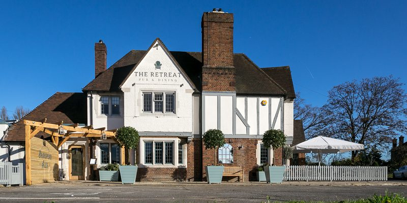 The Retreat, Staines