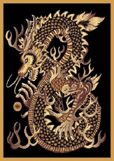 Dragon  5x7