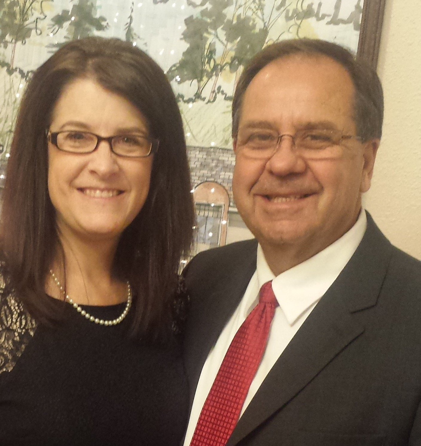 Rick & Cynthia Wilder : Our Pastor and his Wife